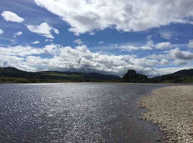 Put Yourself In This Scenic Scottish River Picture